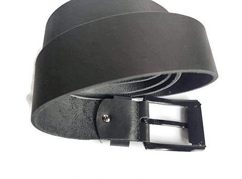Кожаный ремень Diesel Black (Дизель)