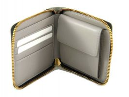 Кожаный женский кошелёк Marc Jacobs 1103 N (Марк Джейкобс)_1