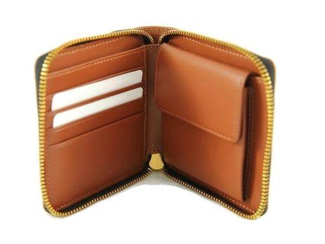 Кожаный женский кошелёк Marc Jacobs 1103 Z (Марк Джейкобс)