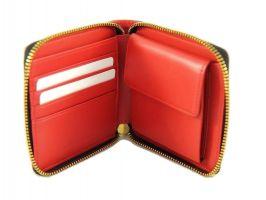 Кожаный женский кошелёк Marc Jacobs 1103 E (Марк Джейкобс)_1