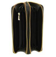 Кошелёк женский кожаный Marc Jacobs 1102 A black_1