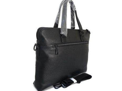 Кожаная деловая сумка Versace (Версачи)