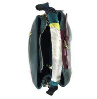 Женская сумка торба NN 9099 green_3