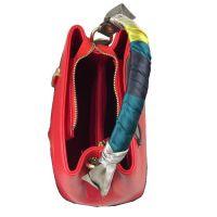 Женская сумка торба NN 9099 red_3