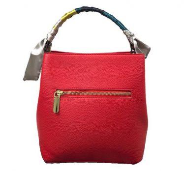 Женская сумка торба NN 9099 red