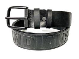 Ремень кожаный Indiana black_2