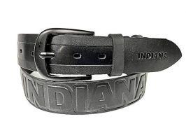 Ремень кожаный Indiana black