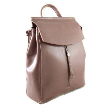 Рюкзак женский кожаный NN 3206 Purple
