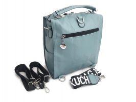 Сумка-рюкзак женская Light Blue_1