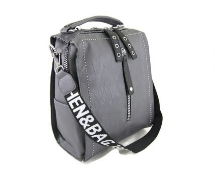 Сумка-рюкзак женская Grey