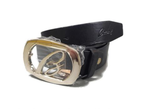 Ремень кожаный Brioni (Бриони)