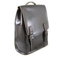 Рюкзак женский кожаный NN 8555 Dark Brown