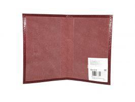 Обложка на паспорт Красная_1