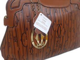 Сумка женская Cartier CT-10009831 Apricot_2
