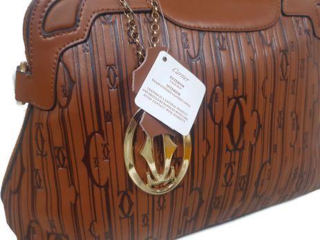 Сумка женская Cartier CT-10009831 Apricot