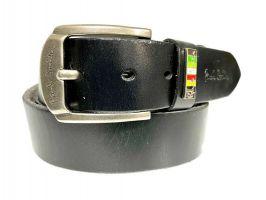 Ремень кожаный брендовый  Paul Smith 877_1