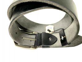 Ремень кожаный брендовый  Paul Smith 877_3