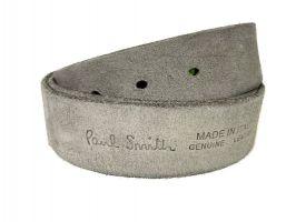 Ремень кожаный брендовый  Paul Smith 877_4