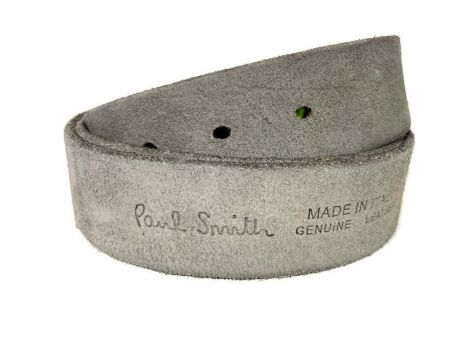 Ремень кожаный брендовый  Paul Smith 877