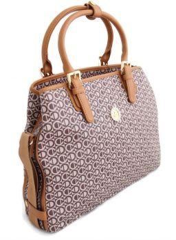 Женская сумка шоппер Gold Fish D 30430 R 213 J brown