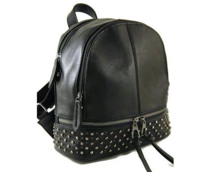 Рюкзак женский Valle Mitto 8361 black