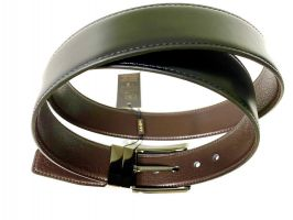 Ремень двухсторонний кожаный Алон Z-400926_3