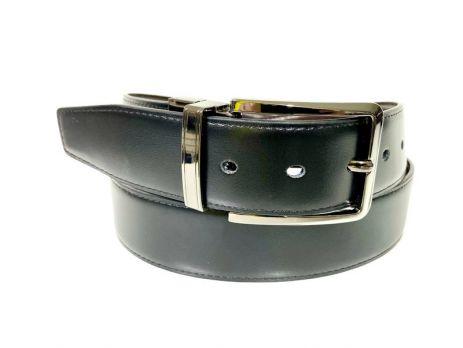 Ремень двухсторонний кожаный Алон Z-400926